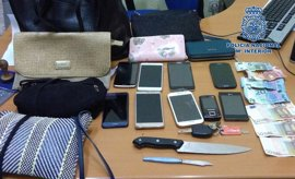 Detenidos los presuntos autores de robos con violencia e intimidación aprovechando la Feria de Jerez