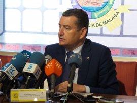 """Sanz afirma que la conexión de Almodóvar del Río es """"alternativa eficaz"""" al AVE Sevilla-Antequera inacabado por la Junta"""