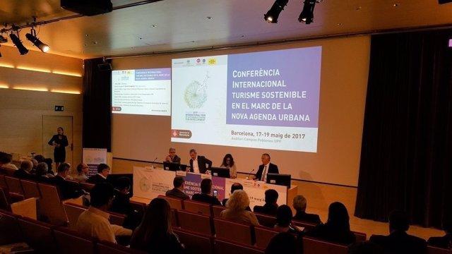 Conferencia Internacional Turismo Sostenible dentro de la Nueva Agenda Urbana