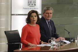 El Gobierno recurrirá al TC una ley catalana sobre contratos y cesiones y otra balear de evaluación ambiental