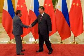 Duterte asegura que China le amenazó con ir a la guerra por el petróleo del mar de la China Meridional