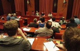 """La CUP busca mañana """"internacionalizar"""" el proceso soberanista en una conferencia con Sortu, Sinn Féin y Die Linke"""