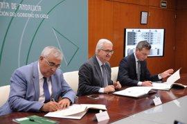 Junta abona 4,5 millones a la UCA para el Centro de Transferencia Empresarial de El Olivillo