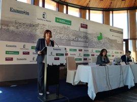 """Patricia Franco hace un llamamiento a los partidos políticos para que no """"pongan obstáculos al crecimiento de C-LM"""""""
