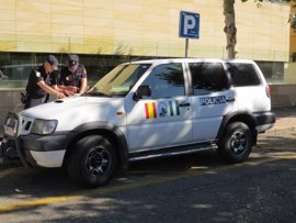 Los efectivos de la Policía de la Junta prestarán servicio durante la Feria de Nuestra Señora de la Salud