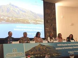 Especialistas se da citan en Marbella en la Reunión Anual de la Asociación Andaluza de Hematología y Hemoterapia