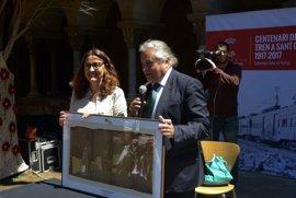 Sant Cugat conmemorará el centenario de la llegada del tren con una treintena de actividades