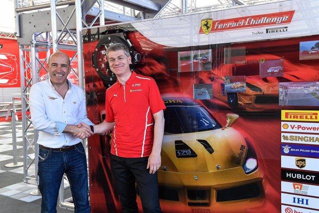 Acuerdo entre Ferrari y el Circuit Ricardo Tormo