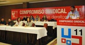 Ramón Sarmiento, nuevo secretario xeral de CC.OO. en Galicia con algo más del 82% de los votos