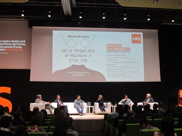 Jornada de LKS en Bilbao