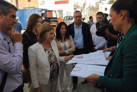 Diputación de Cádiz publica en su portal web los datos e imágenes de las obras del Profea en la provincia