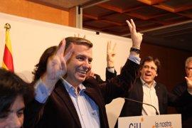 El PDeCAT plantea en el Congreso una votación para instar al Gobierno a negociar el referéndum catalán