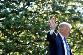 """Trump se compromete a """"proteger con firmeza"""" los intereses de EEUU en su primera gira por el extranjero"""
