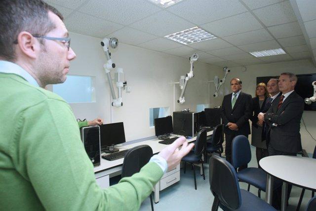 Visita al IOBA y su Unidad de Dolor Ocular