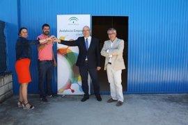 El Ayuntamiento de Hornachuelos (Córdoba) cede una nave a Andalucía Emprende