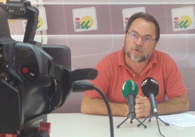 Np Iu Huelva Sobre Vertido Contaminante En El Río Odiel 19 Mayo 2017