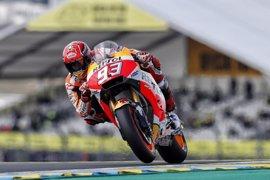 """Márquez: """"En Le Mans es importante estar preparado para cualquier tipo de meteorología"""""""