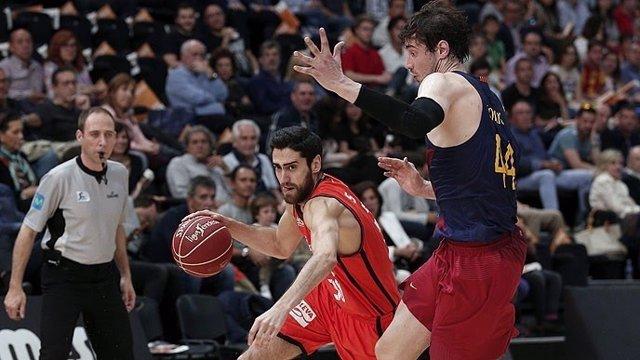 Valencia Basket - FC Barcelona Lassa