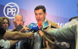"""Moreno cree que Díaz """"ha perdido el norte"""" y ve con """"inquietud la puerta abierta"""" a una moción de censura"""