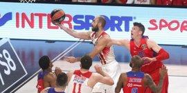 Olympiacos vuelve a erigirse verdugo de CSKA y estará en la final de la Euroliga