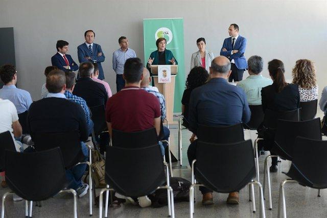 Primera promoción de graduados en el Cluster de Construcción Sostenible