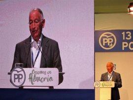 Gabriel Amat, reelegido como presidente del PP de Almería