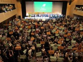 AV.- El Pacte pel Referèndum recoge más de 500.000 adhesiones y reclama diálogo