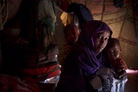 El CICR registra un aumento del 80 por ciento en los casos de desnutrición infantil en sus centros en Somalia