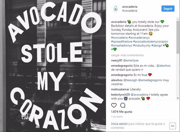 avocado stole my corazón