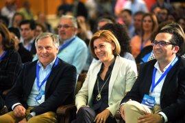 Cañizares, elegido presidente del PP en Ciudad Real con el 94 por ciento de los votos