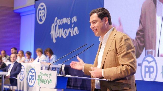 Moreno clausura el 13º Congreso Provincial del PP