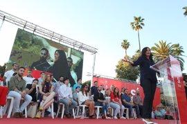 """Hidalgo cree que Sánchez """"ha abierto las puertas y ventanas"""" del PSOE para reinventar la socialdemocracia en Europa"""