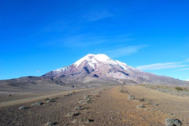 Chimborazo Volcán