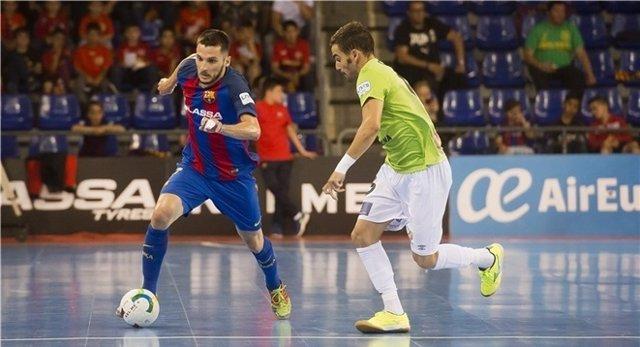 Barça y ElPozo se citan en semifinales