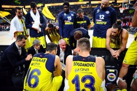 """Obradovic: """"Jugamos 40 minutos de buen baloncesto"""""""