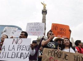 Denuncian el secuestro de un periodista en México días después de anunciar medidas para proteger al colectivo