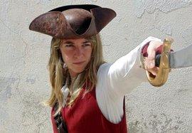 Un grupo de cosplayers recrearán los personajes de Piratas del Caribe este sábado en el Mercado del Juguete
