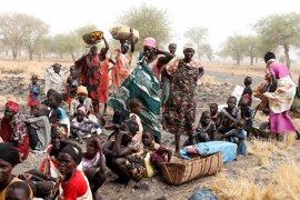 La ONU teme miles de nuevos desplazados más en Sudán del Sur tras los 200.000 de abril