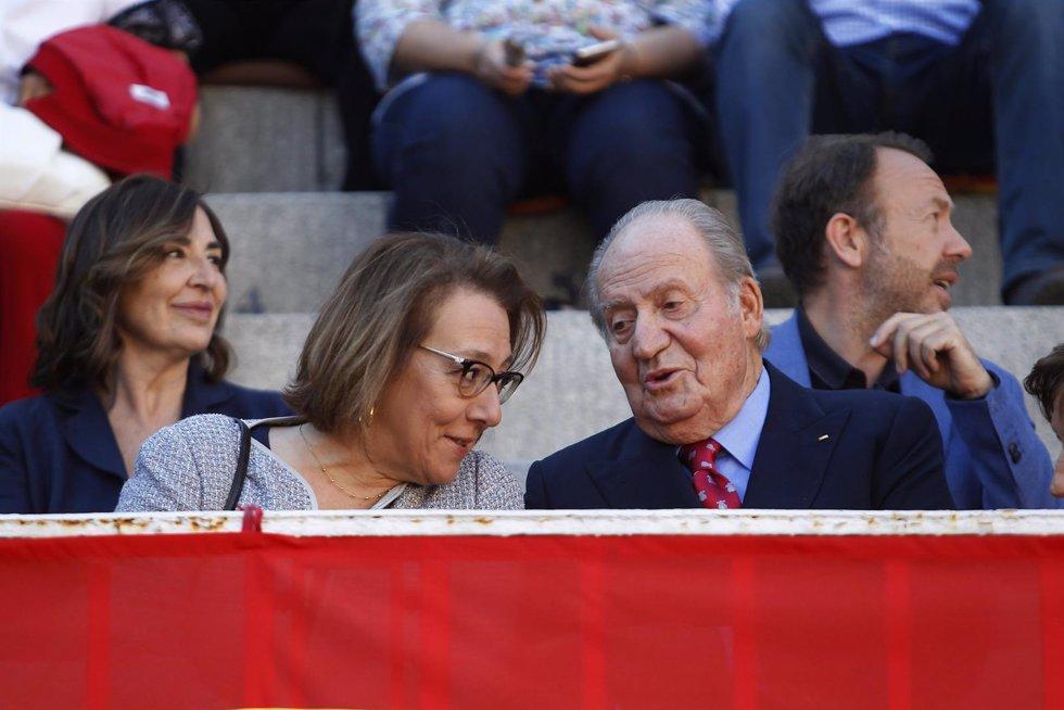 EL REY JUAN CARLOS EN LAS VENTAS