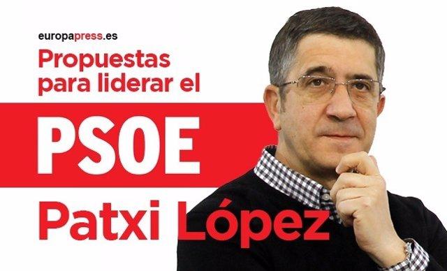 Programa primarias PSOE 2017 de Patxi López