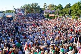 Más del 25% de los socialistas de España, llamados en Andalucía este domingo a votar en las primarias