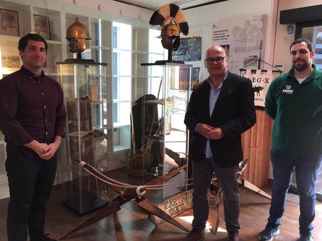 Exposición en el Museo de la Batalla de las Navas de Tolosa