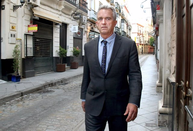 Robert Kennedy Jr., en Sevilla