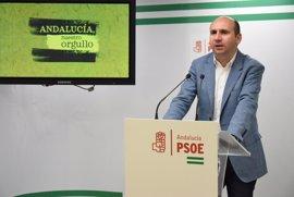 """PSOE-A llama a la militancia a participar en las primarias para """"definir un nuevo proyecto y un nuevo liderazgo"""""""