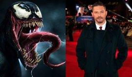 Tom Hardy será Venom en el spin-off de Spider-Man