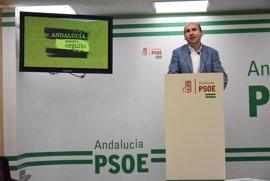 """PSOE-A ve la moción de censura de Podemos """"sólo teatro para interferir en las primarias"""" socialistas"""