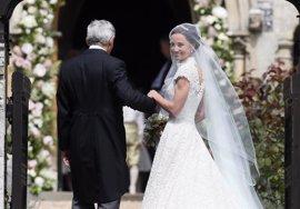 Todas las fotos de la boda de Pippa Middleton y James Matthews