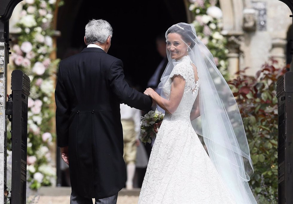 Boda de Pippa Middleton con James Matthews