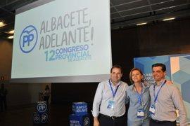 Núñez, reelegido presidente del PP de Albacete con el 98,4 por ciento de los votos
