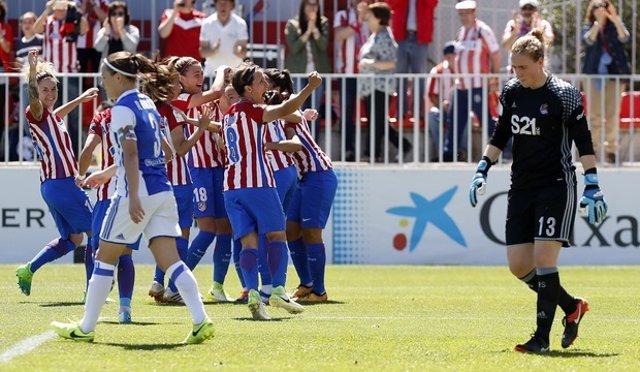 Atlético Femenino Liga Iberdrola